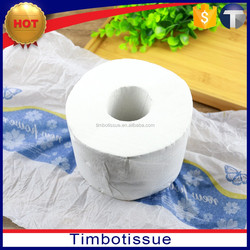 Virgin pulp industrial container of roll toilet paper