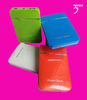 Orange Color Power Bank 5600 mah