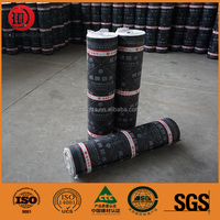 APP Reinforced Modified Bitumen Waterproof Membrane with Sand Surface