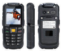 Factory Price Outdoor high quality Durable MTK6260A Waterproof Dustproof Shockproof Feature mobile cell rugged phone