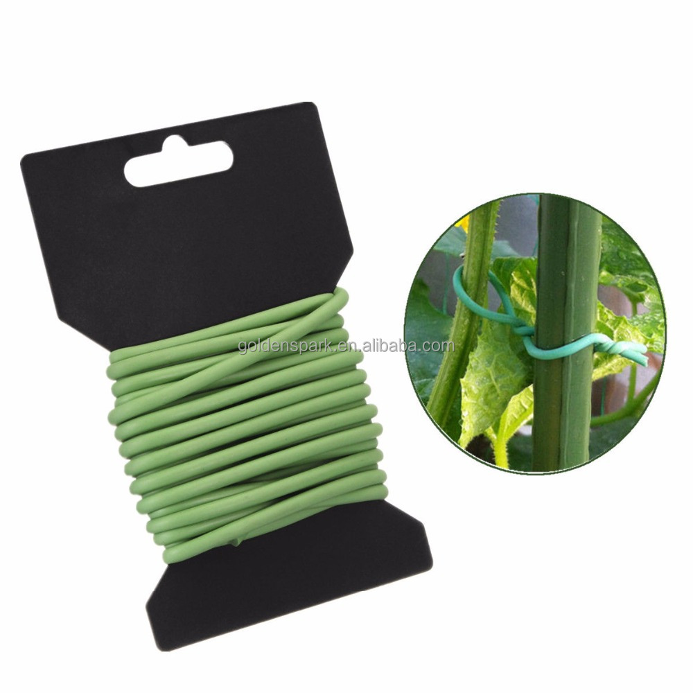 5M Flexible Reusable Garden Soft Twist Tie