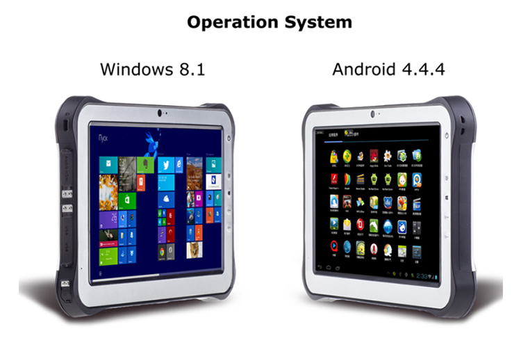 10 inch tablet quad cord 2gb ram 32 rom android rugged tablet with fingerprint scanner