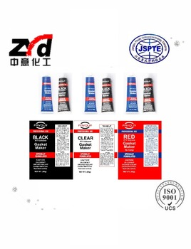 RTV Silicone Sealant High Temperature Gasket Marker