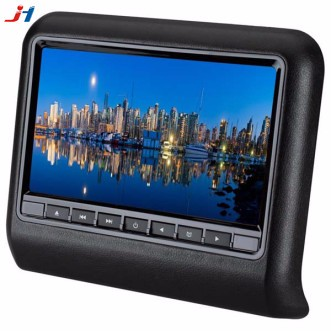 9 inch touch screen hanging car monitor with SD/USB/Bluetooth/HDMI