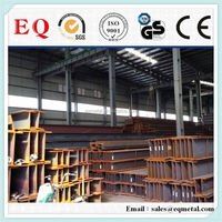 Mill steel h beam astm a36 steel h beams for sale h shape profile