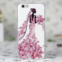 3D engraving uv printing sex girl cell phone case hard case for iphone cover 6 6S phone cover for samsung galaxy j7