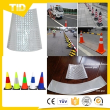 Reflective Sheeting traffic cone collar (High Intensity Grade,Acrylic Type) for traffic cone