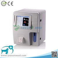 best price pet clinic full automatic blood hematology equipment vet