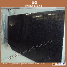 Wholesale high quality modern black granite slab