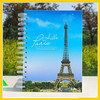 sprial notebook A4 A5 with hardcover notebook wire-o notebook korean