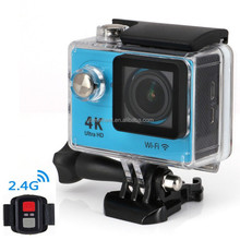 2016 New 4k Sport Camera H9 Action Camera 2.0 inch 4K Ultra wifi camera action