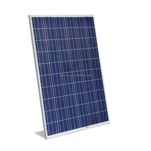 60 cells poly 265W 60V solar modules pv panel solar 265W low price with CE TUV certificate amorphous silicon solar panel