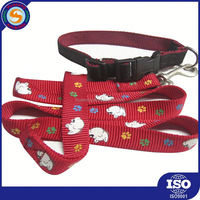 fashion cheap led silicone collar