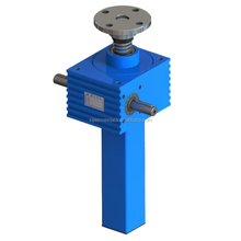 Hot sales Electric or Manual handed Screw Jack