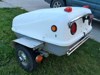 Motorcycle Enclosed Cargo Trailer