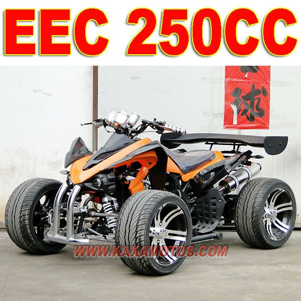 EEC 250cc Zongshen ATV Manual