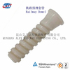 Railway Dowel Railroad equipment, SGS Approved Railway Dowel, Hot-sale Color Painting Plastic Railway Dowel