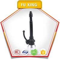 Factory direct sales pvc water pipes nozzle,fire fighting spray nozzles,fire jet spray nozzle