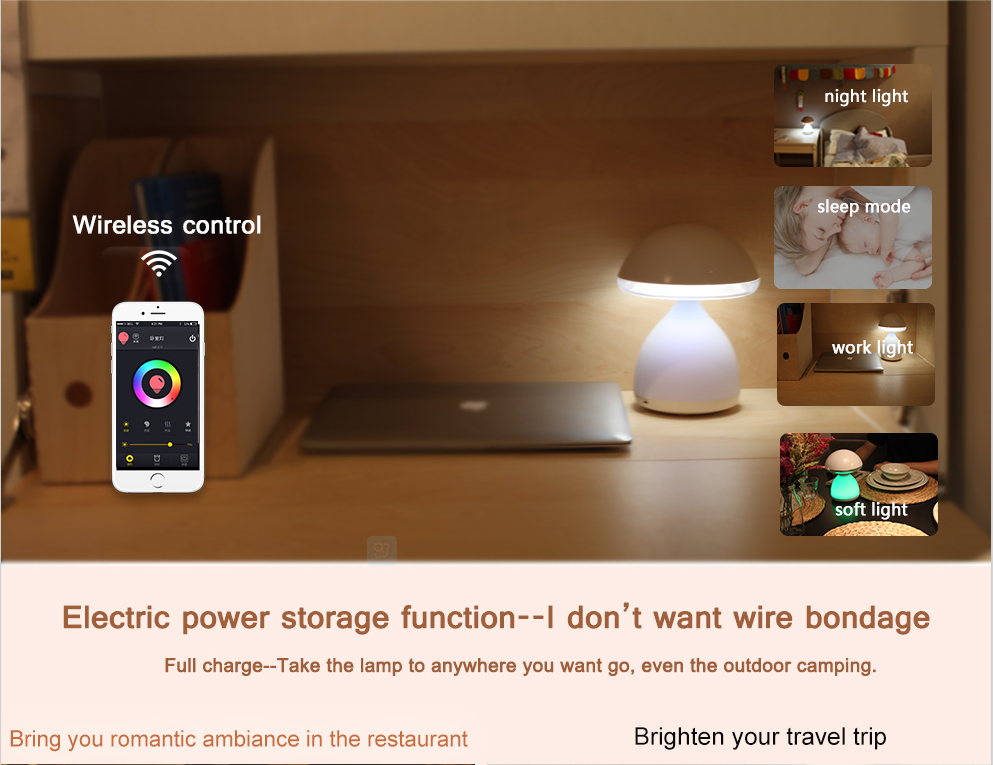 smart home solution free app smart remote control wifi light remote control color changing