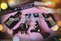 2013 Hottest sale Defeilang real factory competitive price HID xenon kit H1 H3 H4 H7 H8 H9 H10 H11 H 13 12V 24V 35W 55W 75W 100W