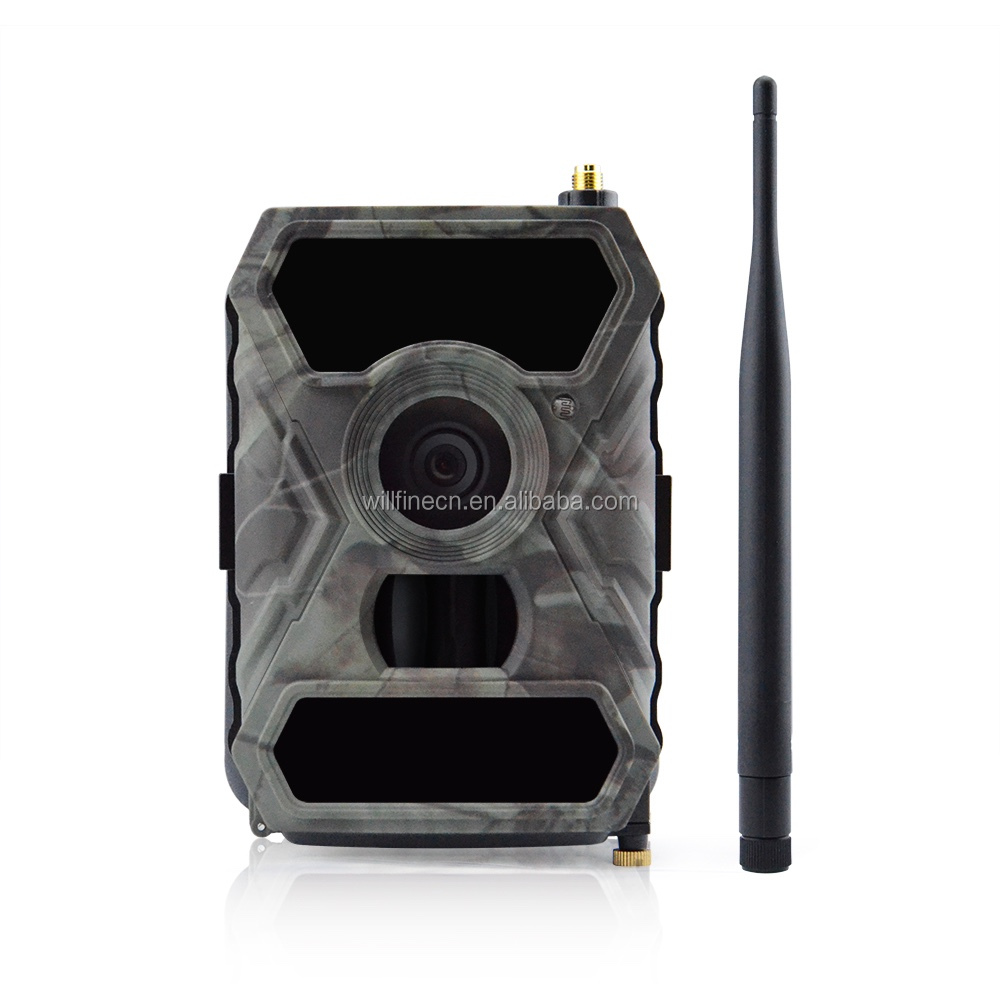 2017 Latest PIR Real Motion Detection Crystal Clear Auto Photograph Video Recording upon trigger wireless 3G hidden camera gsm