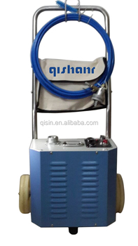 Variable Speed Chiller Tube Cleaner QX-202plus