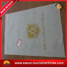 Airplane disposable bus no woven headrest bus seat covers