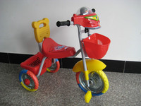 It is a cheapest kid plastic toy trike, baby tricycle for kid ride on bike