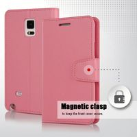 Beautiful Wallet Leather Case Cover For Samsung Galaxy Note I9220 N7000