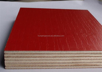 cheap price 4x8 white melamine plywood used for furniture and decoration