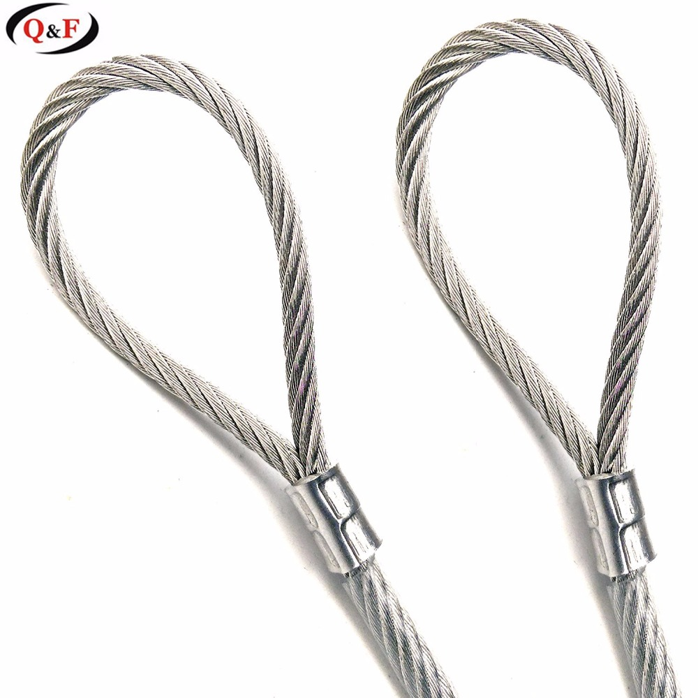 Old Fashioned Braided Wire Rope Slings Photos - Electrical Diagram ...