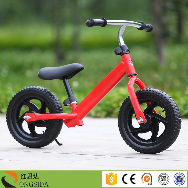 2017 hot sale kids bike / popular wooden balance bike / new fashion bike for 2 year old