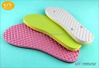 Goodadv factory custom any color EVA foam slipper sole/EVA slipper sole