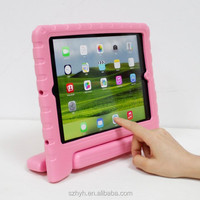 2015 New design EVA protective cover with handle for Tablet PC case