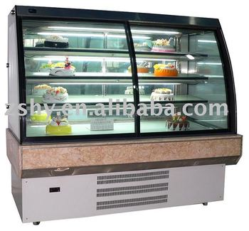 Pastry Display Refrigerator