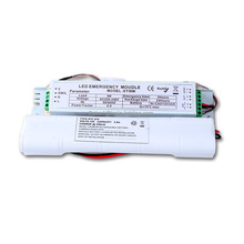 DC220V 9W/15W/18W/20W/24W/25W/30W LED tube emergency lighting module Emergency power supply with 1H/2H/3H duration