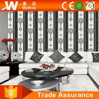 China Islamic Wallpaper Vinyl Decorative Wallpaper For Restaurant