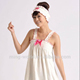 Taiwan Cotton Bath Dress Set for women