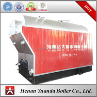 hand fired manual operation fixed grate wood wood log firewood boiler