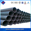 China Professional welded steel pipe , Round erw pipe, erw steel pipe for Oil and Gas
