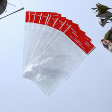 Transparent Wholesale alibaba Opp self adhesive plastic bag cloth/accessories/toys packaging bag made in china