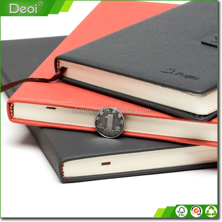 High quality a5 pu leather notebook wholesale