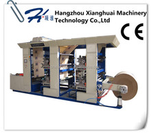 four color roll paper printing press for sale
