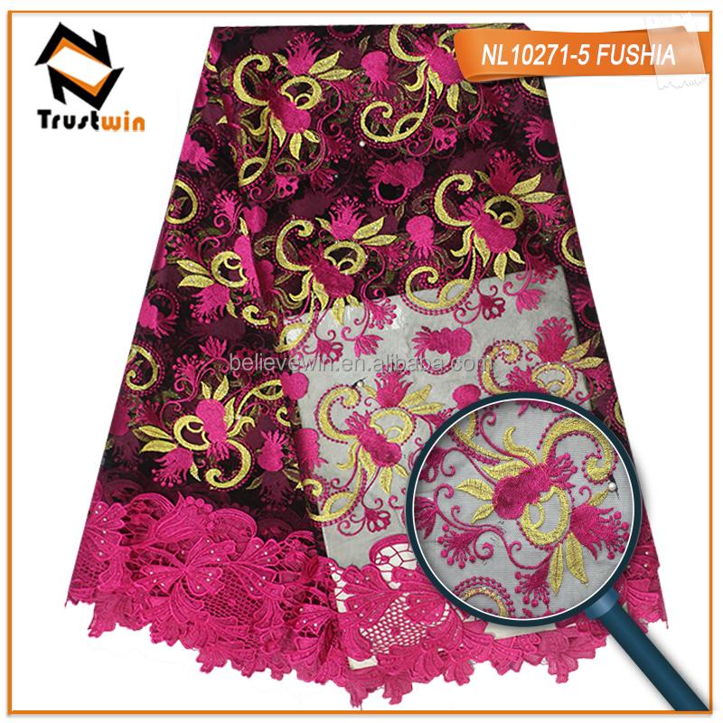 Wholesale Tulle Beaded Rhinestone Fabric Online Buy Best Tulle