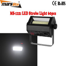 flight case dj led light bar strobe light 120v dmx led dj light bar