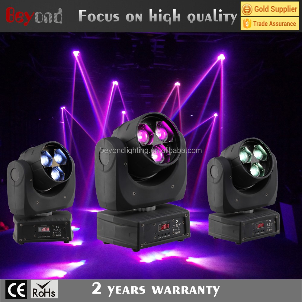 color effect bee eye 3x15W Beam Moving Head Light for party use