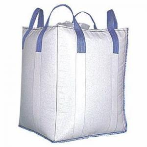 2015 New China 100% PP Woven Jumbo Bag 1000kg 2000 kg Big Bag FIBC