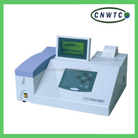 semi auto blood chemistry biochemistry analyzer