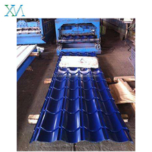 cheap Colored roofing, tile roof, ribtype & corrugated roofing curved metal steel sheet