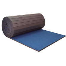 Factory lower price flexi roll gym mat cheap on sale